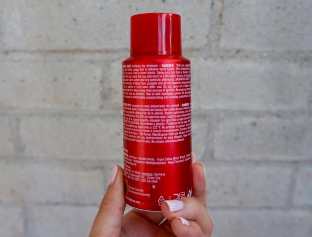 osis dry shampoo