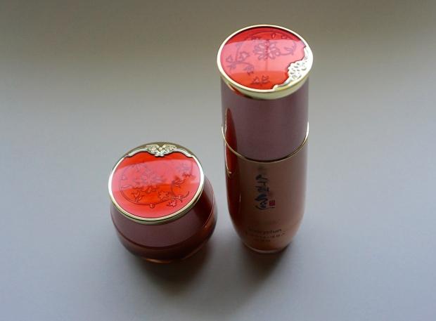 sooryehan ginseng cream essence