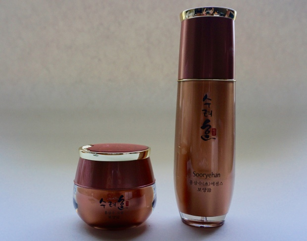 sooryehan ginseng cream essence