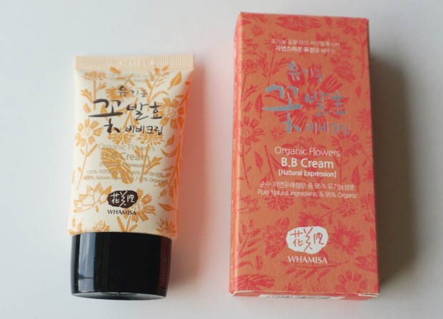 whamisa organic flowers bb cream