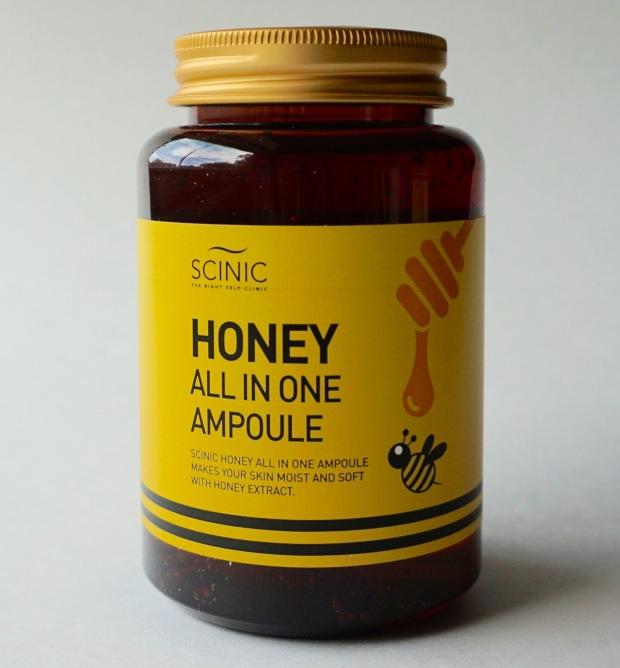 scinic aio honey