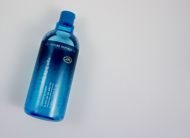 Nature Republic Ultra Fresh Carbonic H2O Cleansing Water
