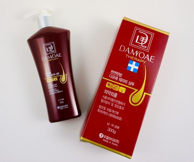 damoae therapy shampoo