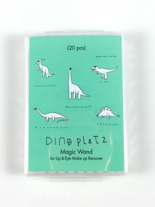 dinoplatz makeup