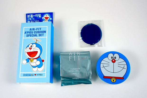doraemon apieu cushion