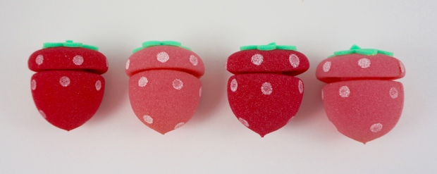 etude house strawberry curlers