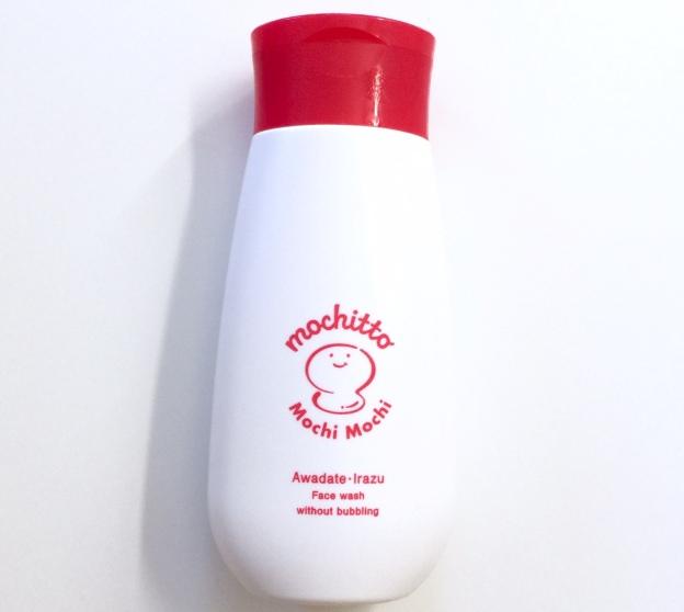 mochitto awadate irazu face wash