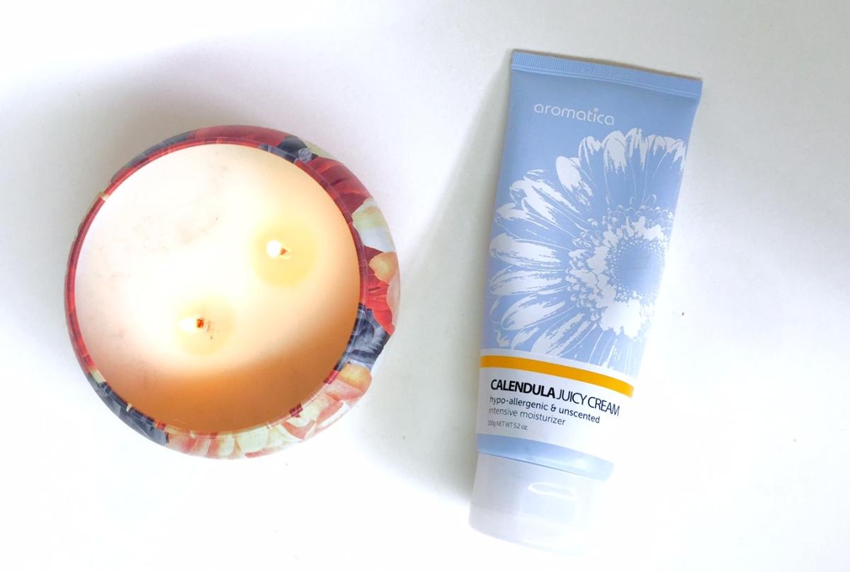 Image result for Aromatica, Calendula Juicy Cream, $37