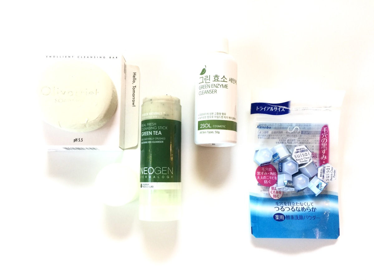 Travel Friendly 2nd Cleansers
